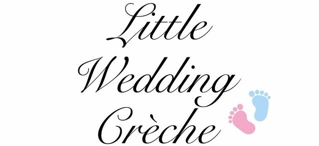 Little wedding creche logo